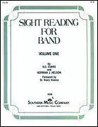 Billy Evans: Sight Reading For Band, Bk. 1 (Srb1)
