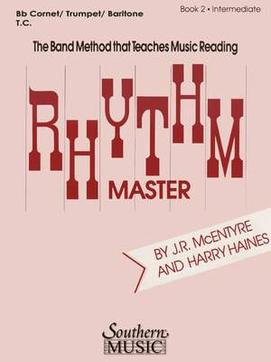 Harry Haines_J.R. McEntyre: Rhythm Master, Intermediate Bk. 2