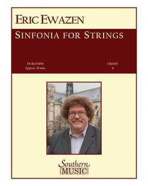 Eric Ewazen: Sinfonia For Strings