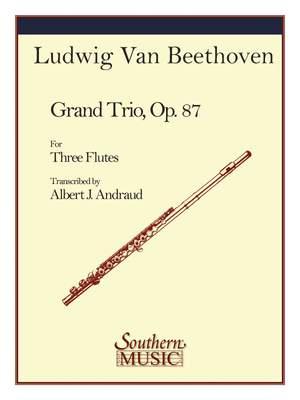 Grand Trio, Op 87