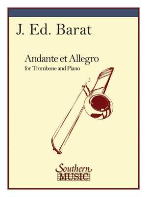 J.E. Barat: Andante And Allegro