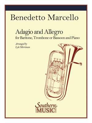 Benedetto Marcello: Adagio And Allegro Product Image