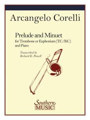 Arcangelo Corelli: Prelude And Minuet