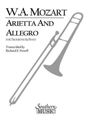 Arietta And Allegro, K109B/8 K3