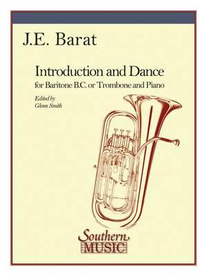 J.E. Barat: Introduction And Dance (Tc & Bc)