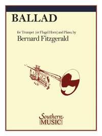 Bernard R. Fitzgerald: Ballad