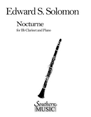 Edward Solomon: Nocturne