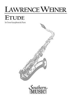 Lawrence Weiner: Etude