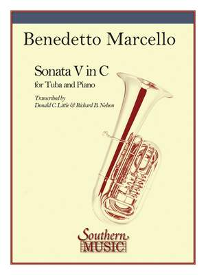 Benedetto Marcello: Sonata No 5 In C