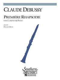 Claude Debussy: Premiere (First 1St) Rhapsody (Rhapsodie)