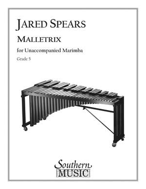 Jared Spears: Malletrix (Mallet Tricks)