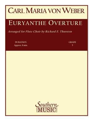 Carl Maria von Weber: Euryanthe Overture