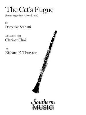 Domenico Scarlatti: The Cat's Fugue