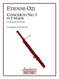 Etienne Ozi: Concerto No 1 In F Major