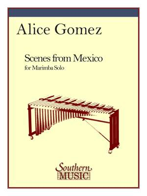 Alice Gomez: Scenes From Mexico Product Image