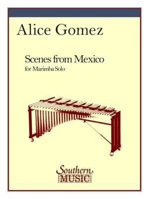 Alice Gomez: Scenes From Mexico