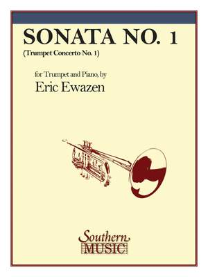 Eric Ewazen: Sonata For Trumpet And Piano