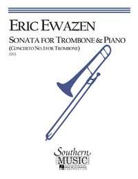 Eric Ewazen: Sonata