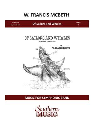 W. Francis McBeth: Of Sailors And Whales