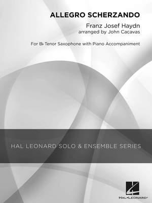 Franz Joseph Haydn: Allegro Scherzando