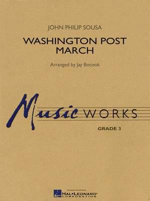John Philip Sousa: Washington Post March
