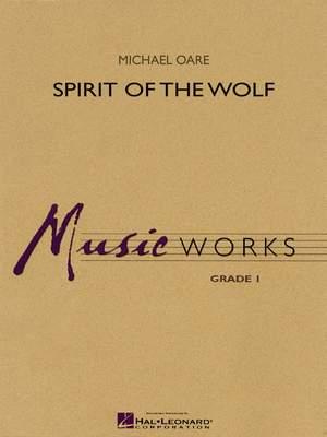 Michael Oare: Spirit of the Wolf