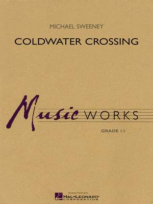 Michael Sweeney: Coldwater Crossing