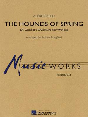 Alfred Reed: The Hounds of Spring