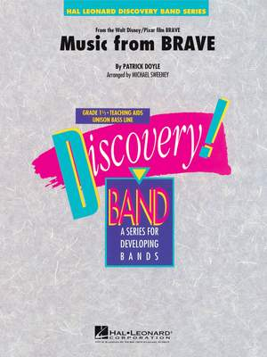 Patrick Doyle: Music From Brave Product Image