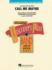Carly Rae Jepsen_Joshua Ramsay_Tavish Crowe: Call Me Maybe
