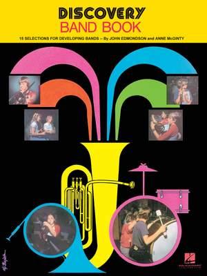 Anne McGinty_John Edmondson: Discovery Band Book #1 - Score