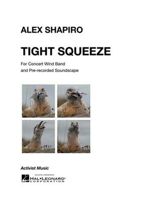 Alex Shapiro: Tigh Squeeze Product Image
