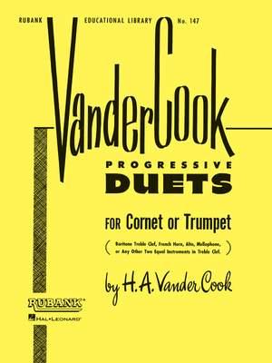 H.A. VanderCook: Vandercook Progressive Duets for Cornet/Trumpet Product Image