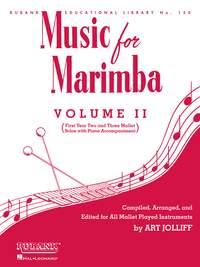 Art Jolliff: Music for Marimba - Vol. II