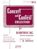 Concert and Contest Collection for Baritone BC Product Image