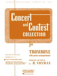 Concert And Contest Collection - Trombone (PA)