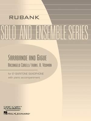 Arcangelo Corelli: Sarabande and Gigue