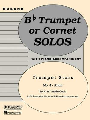 H.A. VanderCook: Altair - Vandercook Trumpet Series Product Image