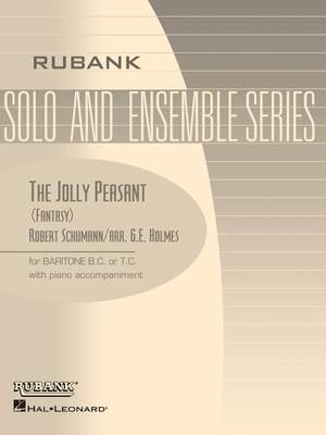 Robert Schumann: The Jolly Peasant (Fantasy) Product Image