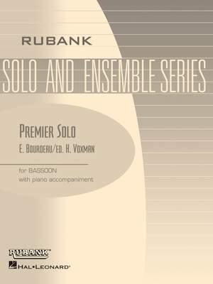 Eugene Bourdeau: Premier Solo