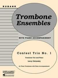 Leroy Ostransky: Contest Trio No. 1