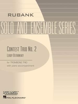 Leroy Ostransky: Contest Trio No. 2 Product Image