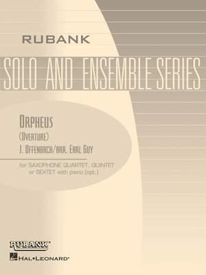 Jacques Offenbach: Orpheus Overture