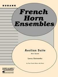 Leroy Ostransky: Aeolian Suite
