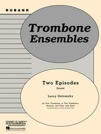 Leroy Ostransky: Two Episodes