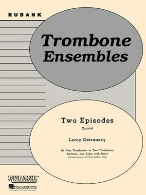 Leroy Ostransky: Two Episodes Product Image