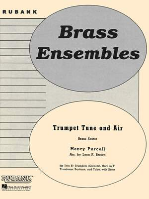 Henry Purcell: Trumpet Tune and Air