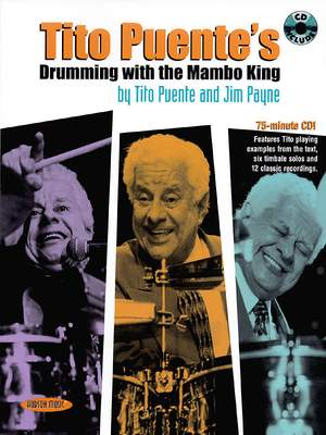 Tito Puente: Tito Puente's Drumming with The Mambo King