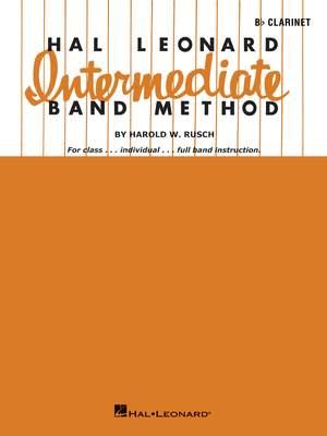 Harold W. Rusch: Hal Leonard Intermediate Band Method