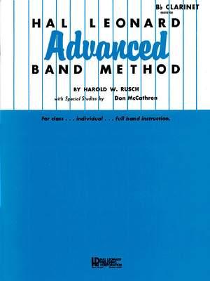 Harold W. Rusch: Hal Leonard Advanced Band Method
